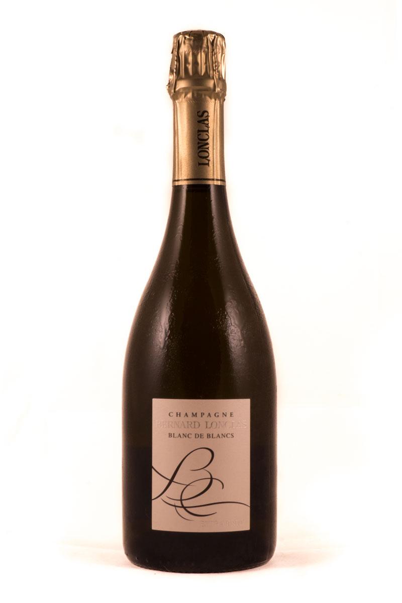 Champagne Bernard Lonclas Blanc de Blancs Extra Brut
